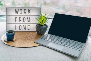 Trabaja desde casa